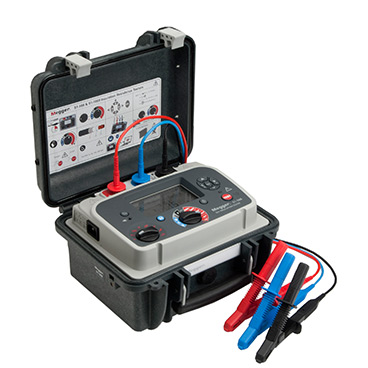 Megger S1-568 - 5 kV high performance diagnostic insulation tester