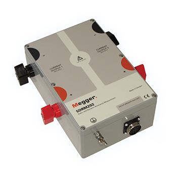 SDRM202 - SDRM202 - Tillbehör till TM1800, TM1700 och EGIL för statisk och dynamisk resistansmätning