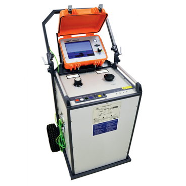 Portable cable test and fault location system