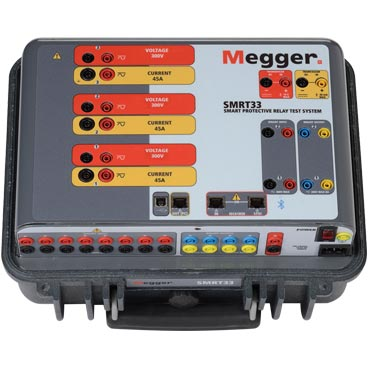 Megger Relay Test System