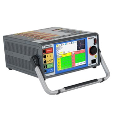 SMRT410D - Megger multi-phase relay test system