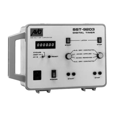 SST9203 - Solid-state digital timer