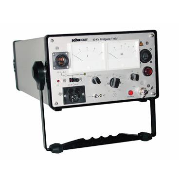 Feszültségvizsgáló berendezés, 40 kV DC