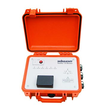 TDR para localización de averías en cables