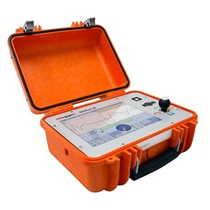Portable reflectometer for power cables - Teleflex LX