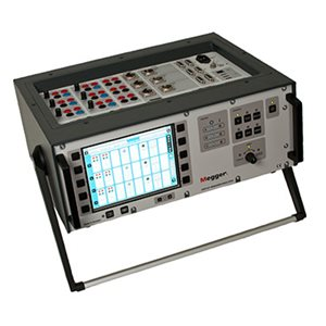 Analizador de interruptores con sistema DualGround