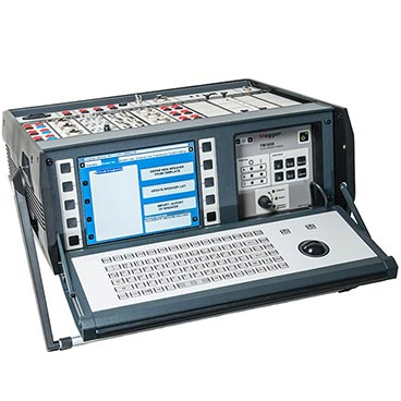 TM1800 - Circuit breaker analyzer system with DualGround