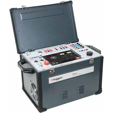 Multifunction transformer and substation test system