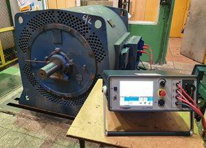 Tester silników elektrycznych Baker