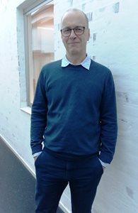 Ny medarbetare - Peter Constenius