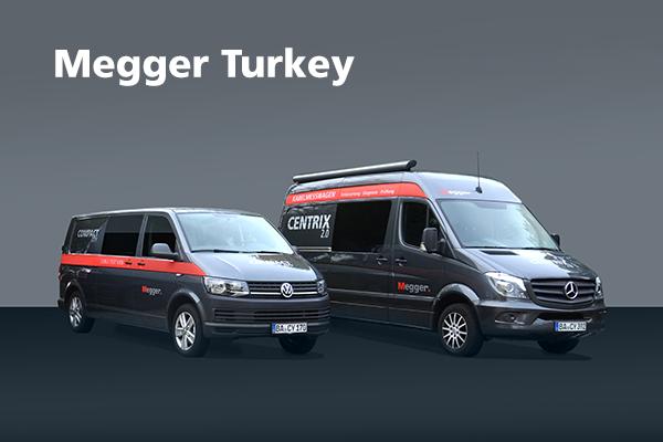 Megger Turkey