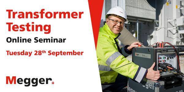 Transformer testing online seminar