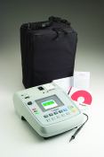 Megger's PAT320 portable appliance tester set