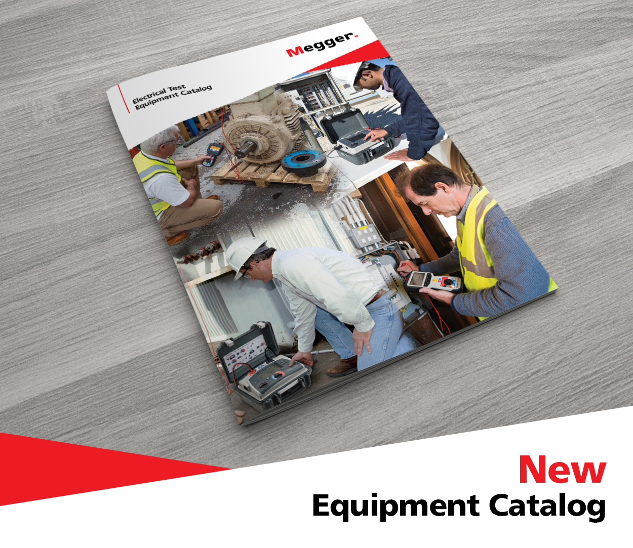 NEW Electrical Test Equipment Catalog